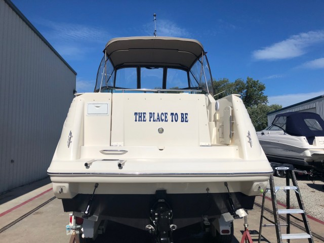 2000 Rinker 270 Fiesta Vee  for sale at WWW Boat Services Inc.