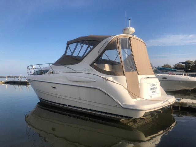 2000 Bayliner 3055 Ciera Sunbridge  for sale at WWW Boat Services Inc.