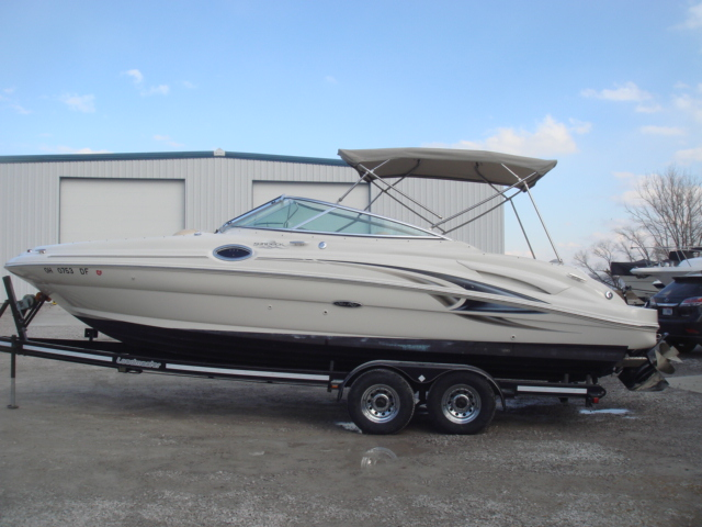 2002 Sea Ray 270 Sundeck For Sale At  Boat Services Inc