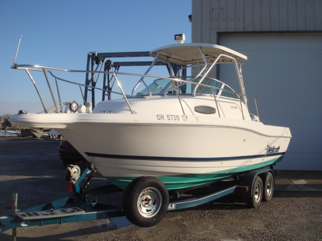 1998 Wellcraft 230 WA  for sale at WWW Boat Services Inc.