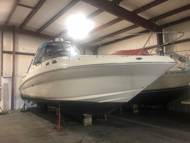 2003 Sea Ray 320 Sundancer  for sale at WWW Boat Services Inc.