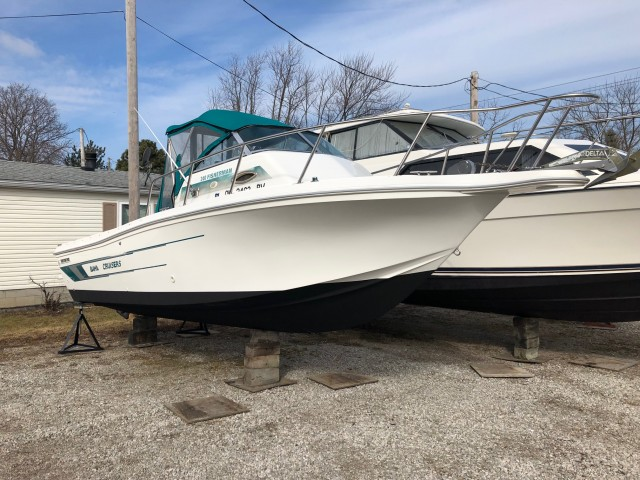 1997 BAHA 240 Fisherman  for sale at WWW Boat Services Inc.