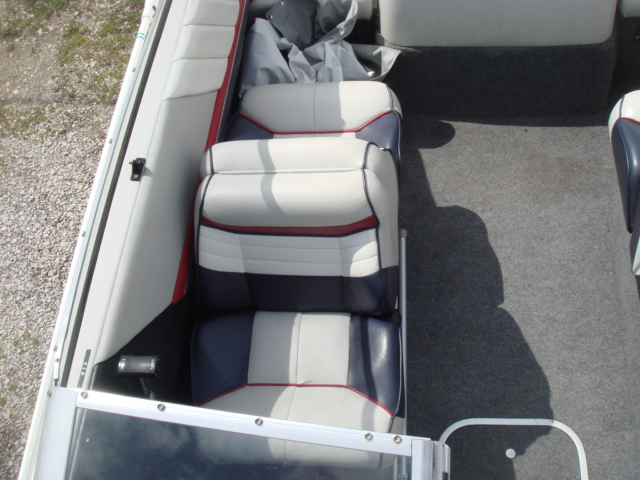 1987 Bayliner Capri Seat Covers
