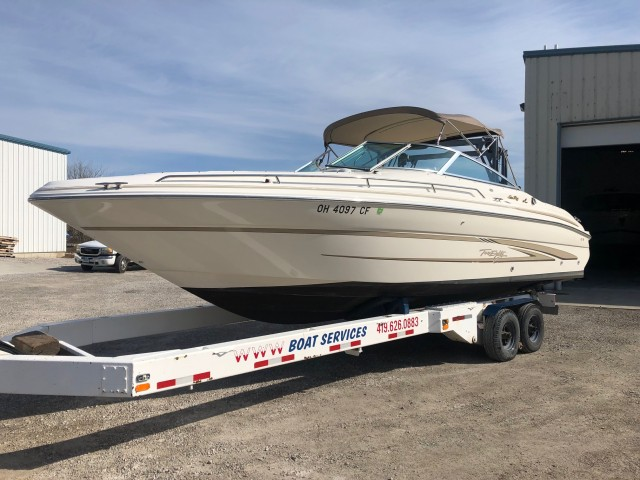 1998 Sea Ray 280 Bow Rider  for sale at WWW Boat Services Inc.