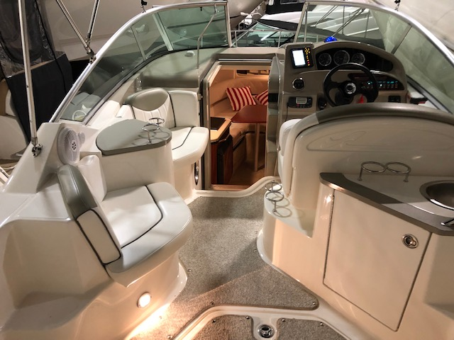 2007 Sea Ray 240 Sundancer  for sale at WWW Boat Services Inc.