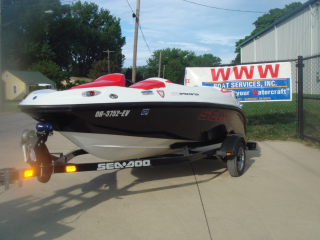 2011 Sea Doo Bombardier 150 Speedster  for sale at WWW Boat Services Inc.