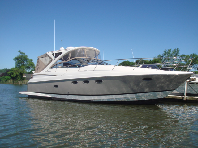 2008 Regal 4060 Commodore IPS  for sale at WWW Boat Services