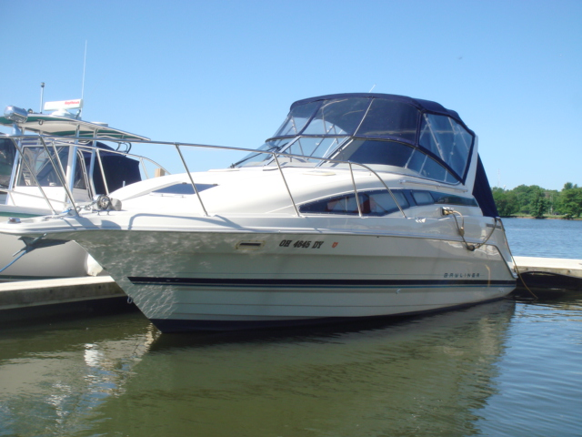 1996 Bayliner 2855 Ciera  for sale at WWW Boat Services
