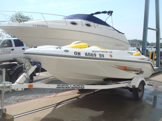 2005 Sea Doo/BRP Sportster LE DI  for sale at WWW Boat Services Inc.