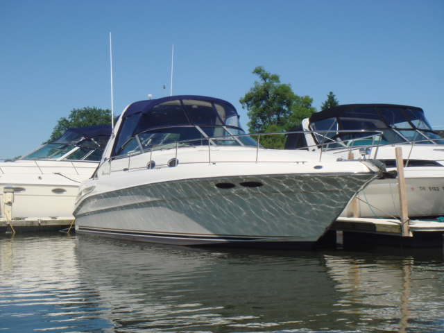 2000 Sea Ray 340 Sundancer  for sale at WWW Boat Services
