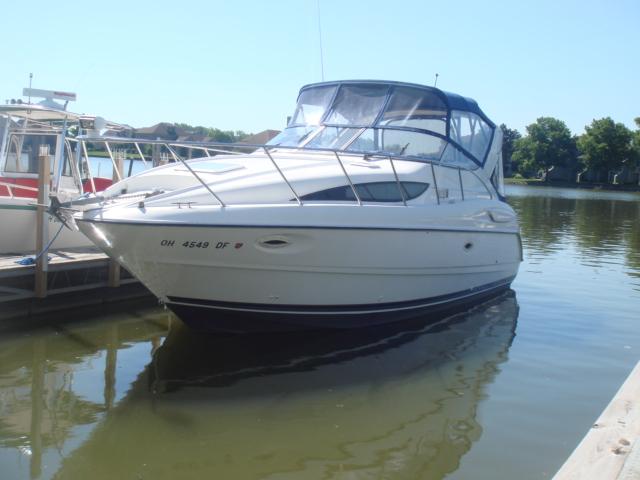 2002 Bayliner 3055 Ciera Sunbridge  for sale at WWW Boat Services Inc.