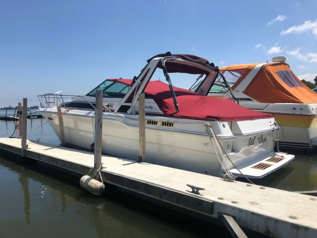 1989 Sea Ray 300 Sundancer  for sale at WWW Boat Services Inc.