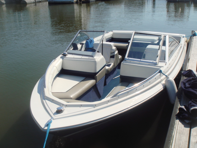 1997 Bayliner 1950 Capri  for sale at WWW Boat Services Inc.