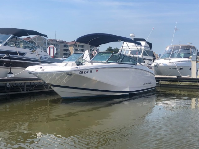 2017 Regal 22 Fasdeck  for sale at WWW Boat Services
