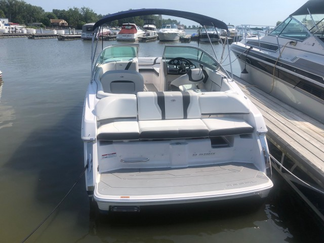 2017 Regal 22 Fasdeck  for sale at WWW Boat Services Inc.