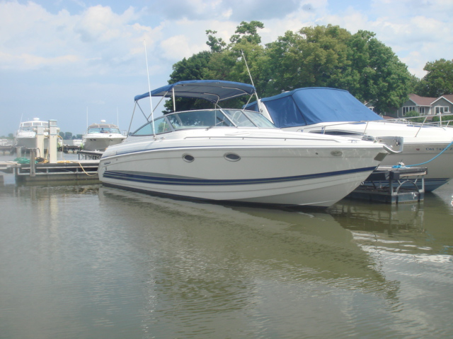2003 Formula 330 Sun Sport  for sale at WWW Boat Services Inc.