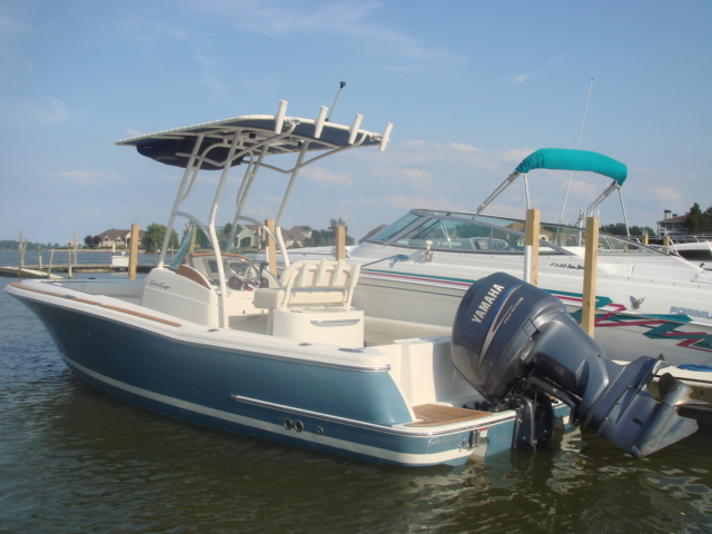 2007 Chris Craft Catalina 23 Heritage Edition for sale at