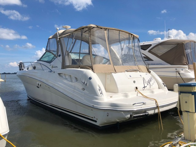 2003 Sea Ray 340 Sundancer  for sale at WWW Boat Services