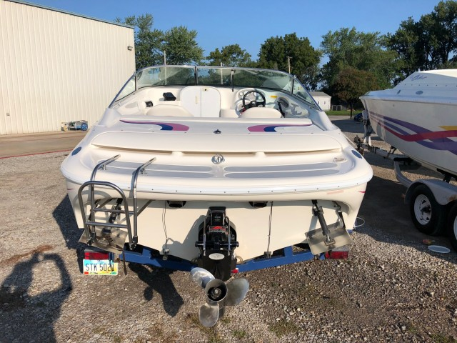 1993 Baja Caliber Twilight Cruiser  for sale at WWW Boat Services Inc.