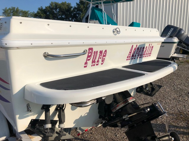 1994 Baja 24 Outlaw  for sale at WWW Boat Services Inc.