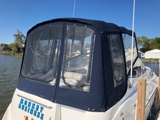 2002 Bayliner 2455 Ciera  for sale at WWW Boat Services Inc.