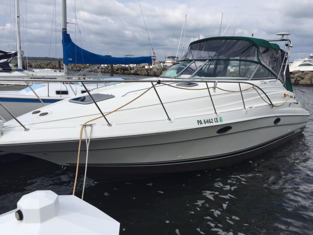 1999 Doral 300 SC  for sale at WWW Boat Services