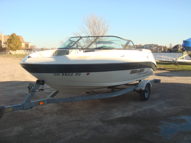 2001 Sea Doo 185 Utopia  for sale at WWW Boat Services Inc.