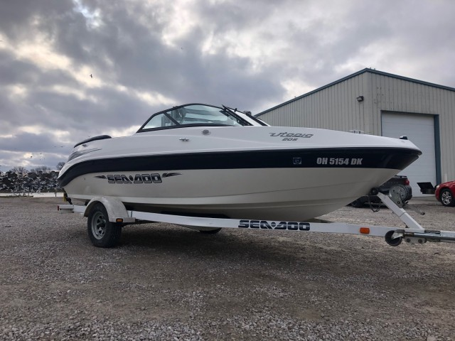 2002 Sea Doo 205 Utopia  for sale at WWW Boat Services Inc.