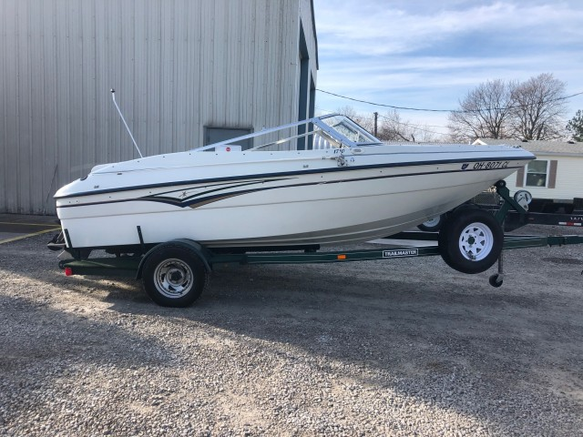 1999 Starcraft 1710 GT  for sale at WWW Boat Services Inc.